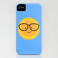 Sunglasses iPhone (4, 4s) Slim Case