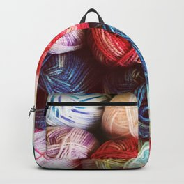 Balls of Yarn Backpack