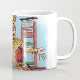 Traditional Dance Coffee Mug
