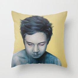 Fatigue Throw Pillow