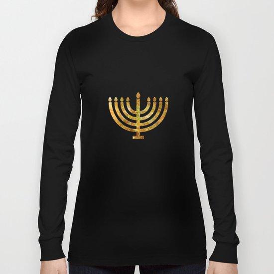 Hanukkah, the Festival of Lights Long Sleeve T-shirt