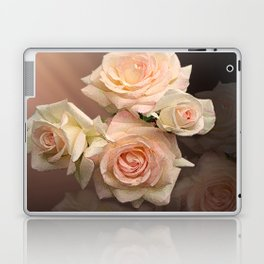 The Roses Blush at Dawn Laptop & iPad Skin