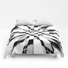 Square Breaks Comforters