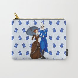 The Doctor And The Partner Carry-All Pouch