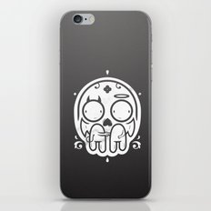 Foe No Mo' iPhone & iPod Skin