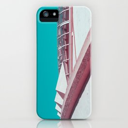 Surreal Montreal #2 iPhone Case
