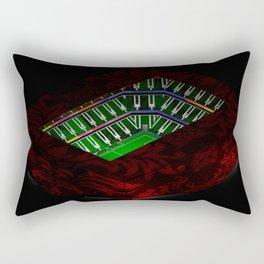 The Sahara Rectangular Pillow