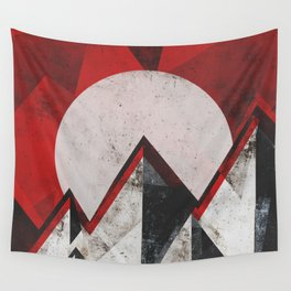 Mount kamikaze Wall Tapestry