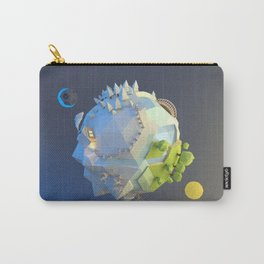 Tiny planet Carry-All Pouch