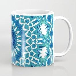 Sea Green Mandala Coffee Mug