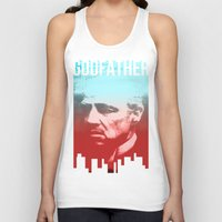 godfather Tank Tops featuring GODFATHER - Do I have your Loyalty? by Bright Enough💡