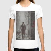 rorschach T-shirts featuring Rorschach by JadeJonesArt