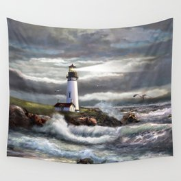 Beam of Hope Wall Tapestry