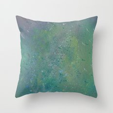 Playing with colors 2 Throw Pillow