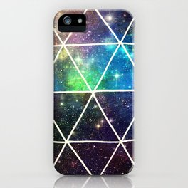 Space Geodesic iPhone Case