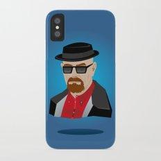 Heisenberg iPhone X Slim Case