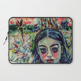 Tosca, Rainbow Child Laptop Sleeve
