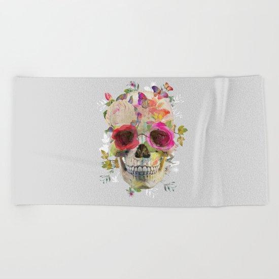 Skull II Beach Towel