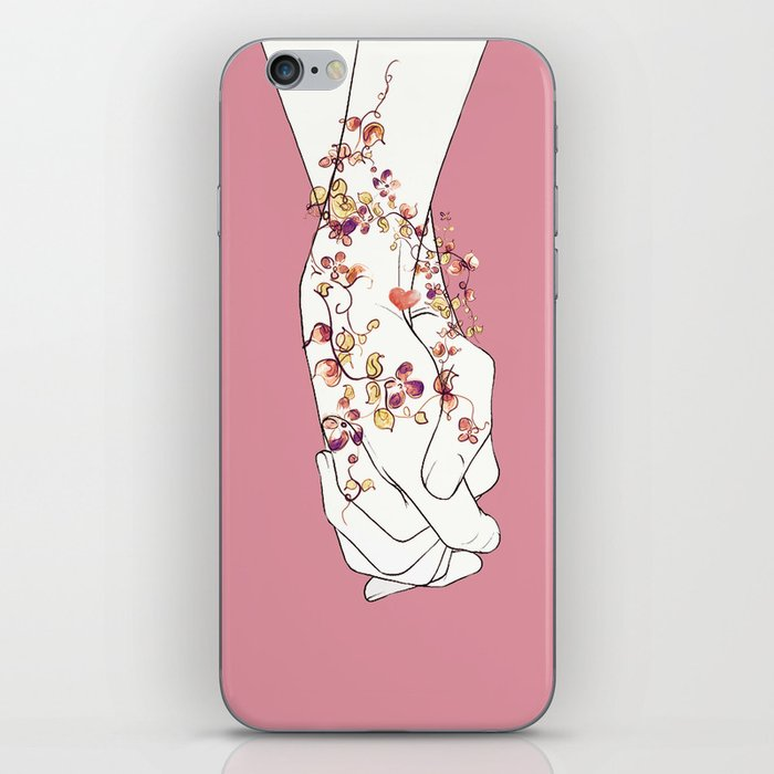 Never Let Me Go iPhone Skin
