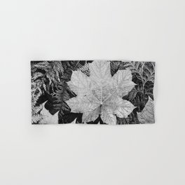 Ansel Adams - Leaves Hand & Bath Towel