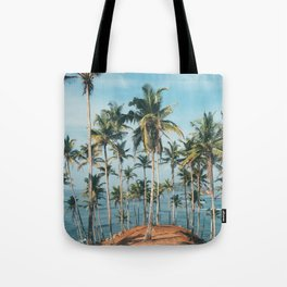 Palm trees 4 Tote Bag
