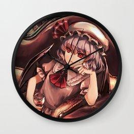 Remilia Scarlet Wall Clock