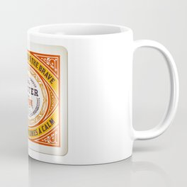 Fortune favours the Brave Coffee Mug
