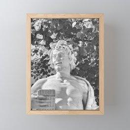 Pan Framed Mini Art Print