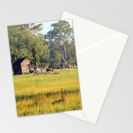 Life on the Land Stationery Cards