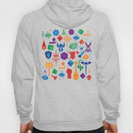 DnD Forever - Color Hoody