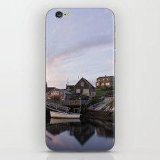 Peggy's Cove Nova Scotia iPhone & iPod Skin