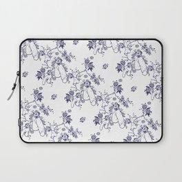 Penis Pattern Laptop Sleeve