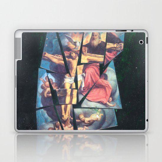 Jesus Laptop & iPad Skin