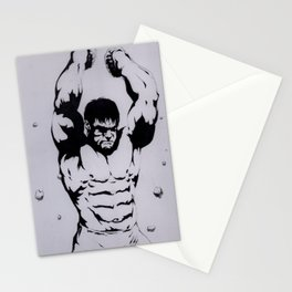 Hulk [4] Stationery Cards