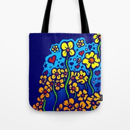 FLOWERS FOR SHERRY 002 Tote Bag