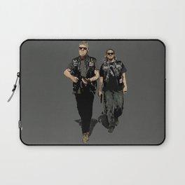 Men Of Mayhem Laptop Sleeve