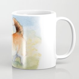 Funny Welsh Corgi 859 Coffee Mug