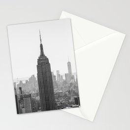 Emperor Anew -New York Stationery Cards