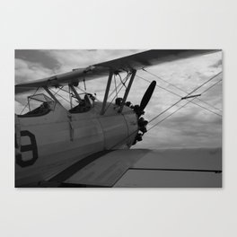 Come Fly With Me! Canvas Print
