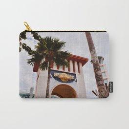 Universal Studios - Theme Park - Singapore - Travel Photograph Carry-All Pouch