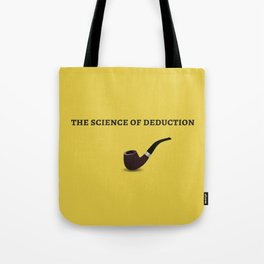 The Sherlock Holmes Quote I Tote Bag