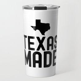 Texas Made Travel Mug