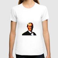 chuck T-shirts featuring - chuck - by Digital Fresto
