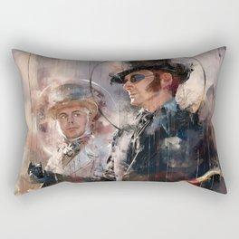 The favour Rectangular Pillow
