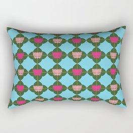 Lotus Love Rectangular Pillow