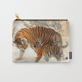 Tiger_2015_0126 Carry-All Pouch