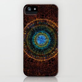 Axiomatic iPhone Case