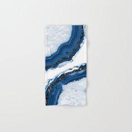 Agate Glitter Glam #14 #gem #decor #art #society6 Hand & Bath Towel