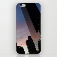 NYC Sunset iPhone & iPod Skin