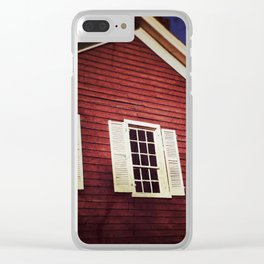 Farm Style Clear iPhone Case